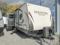 Keystone,  Sprinter Campfire