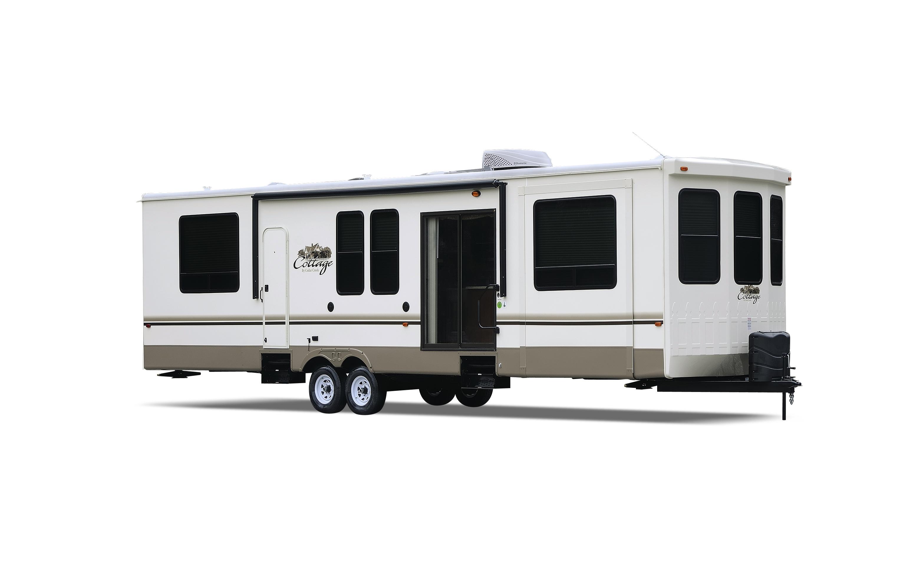 destination trailers