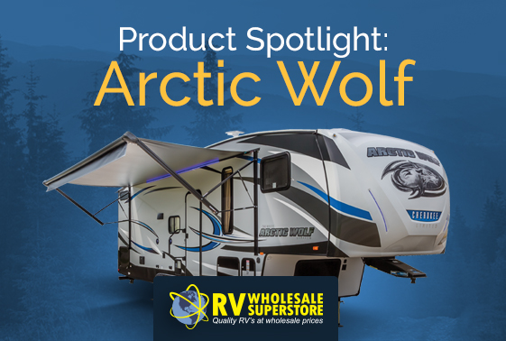 Arctic Wolf RV exterior photo