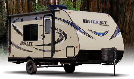 Bullet Crossfire RV from Keystone