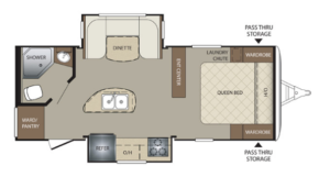 Bullet 220RBI Floorplan