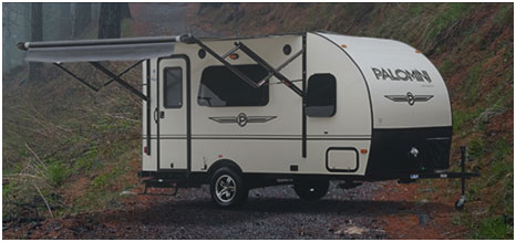PaloMini small travel trailer from Forest River