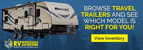 Browse travel trailers and see which model is right for you! Info Graphic