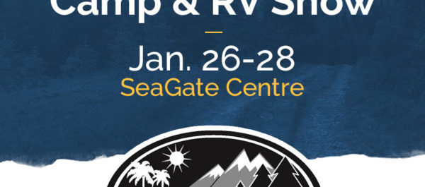 2018 Camp & Travel RV Show, Toledo, OH