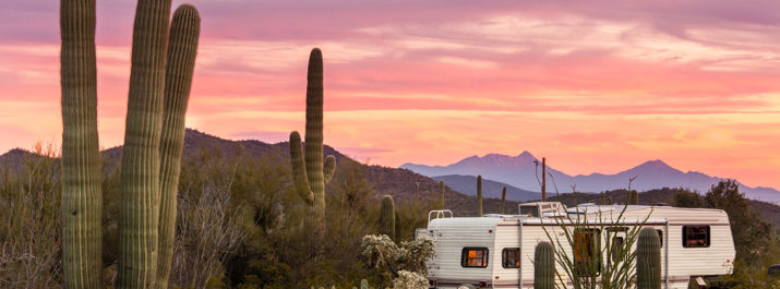 Tips for Keeping Your RV Cool