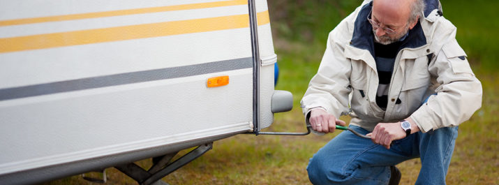 How to Handle Common RV Problems