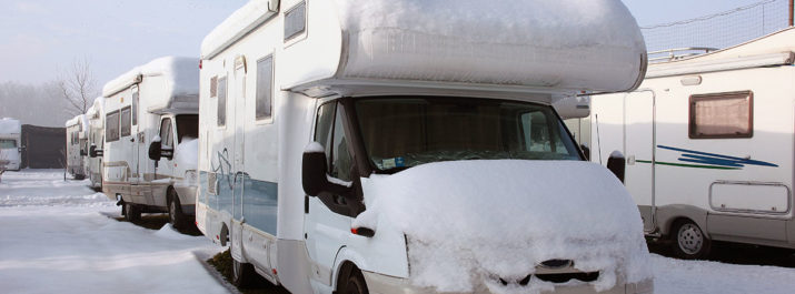 RVing in Winter: How to Stay Warm & Keep Your RV Safe