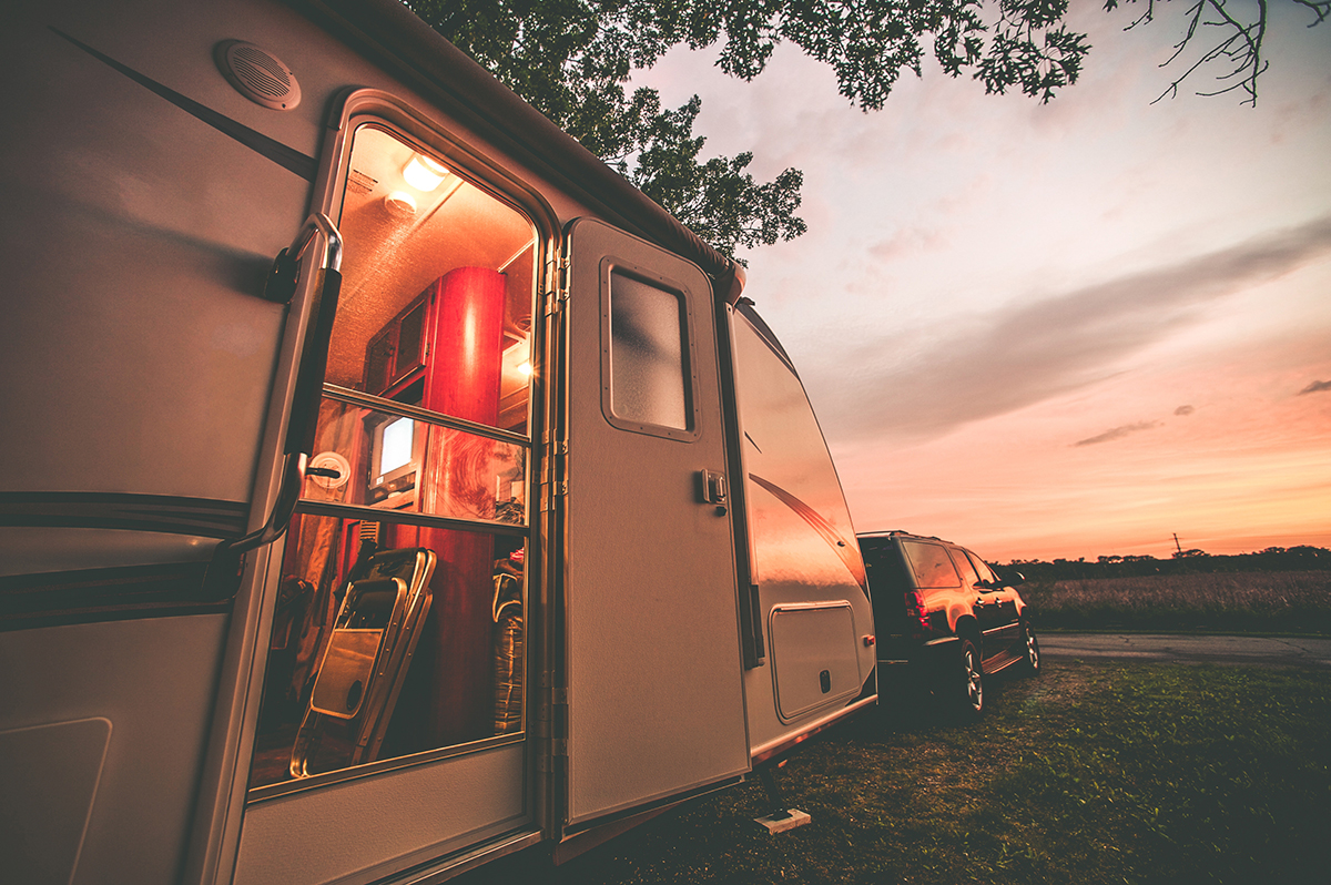 How to Make the Most of Your Weekend RV Trips