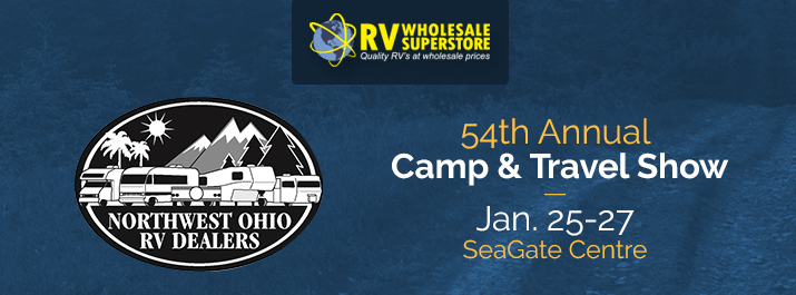 2019 Camp & Travel RV Show