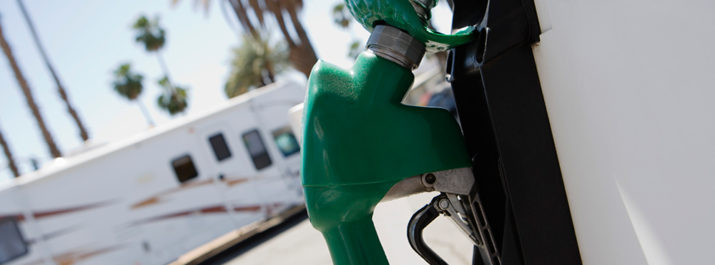 How to Find RV Gas Stations for Your Travel Trailer