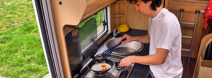 RV Propane Safety for Travelers & Campers