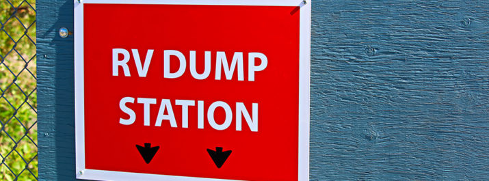 RV Living Tips: Surviving Trips to RV Dump Stations for New RVers