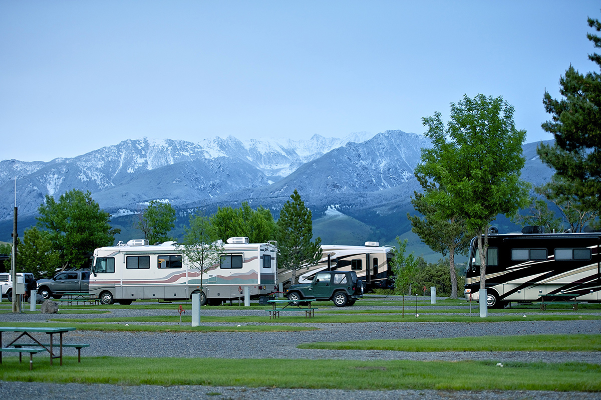 5 RV Park Amenities to Look for On Your Next Vacation