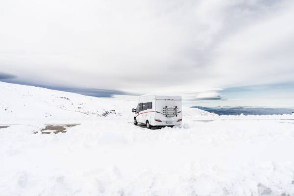 Tips for Cold Weather RVing to Stay Safe this Winter