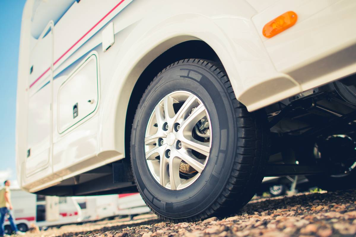 RV Tire Maintenance & Guide for Caring for Your RV