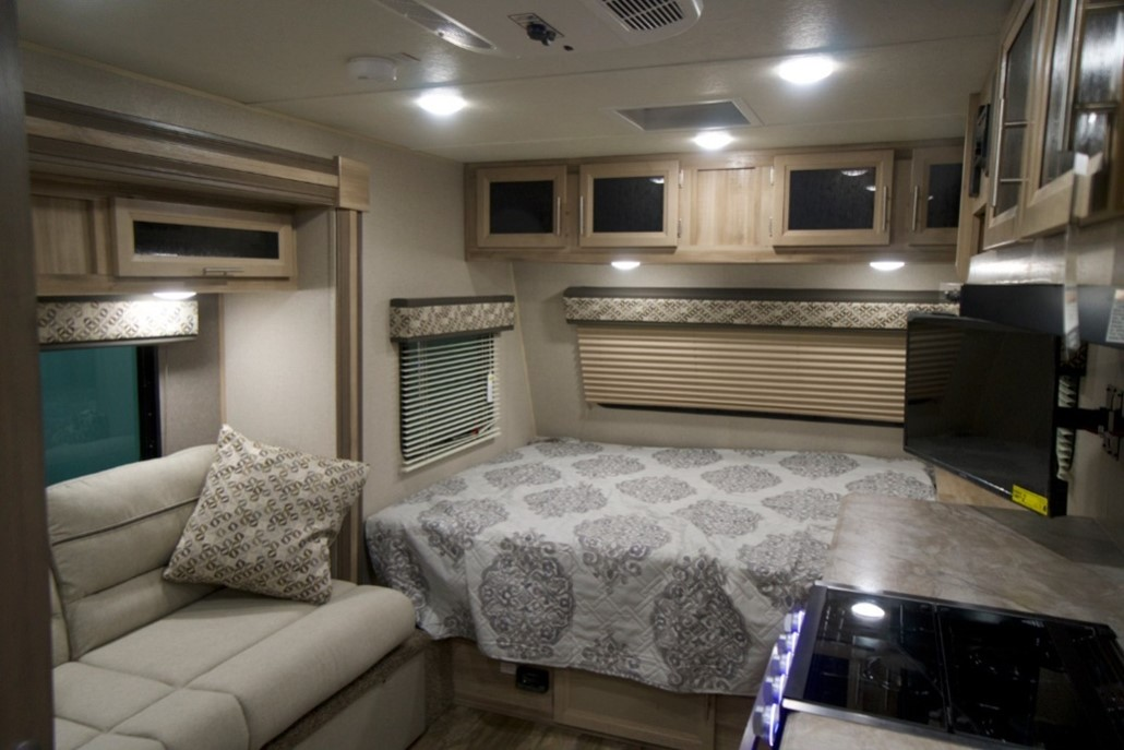 Check out the New Features for 2021 Catalina RV Models