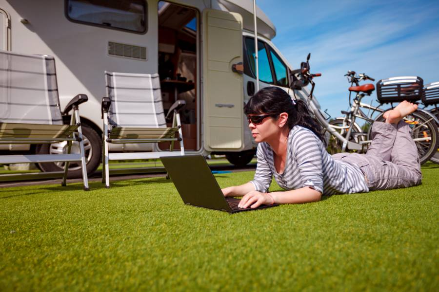 Full Time Stationary RV Living Tips to Love Your RV Lifestyle